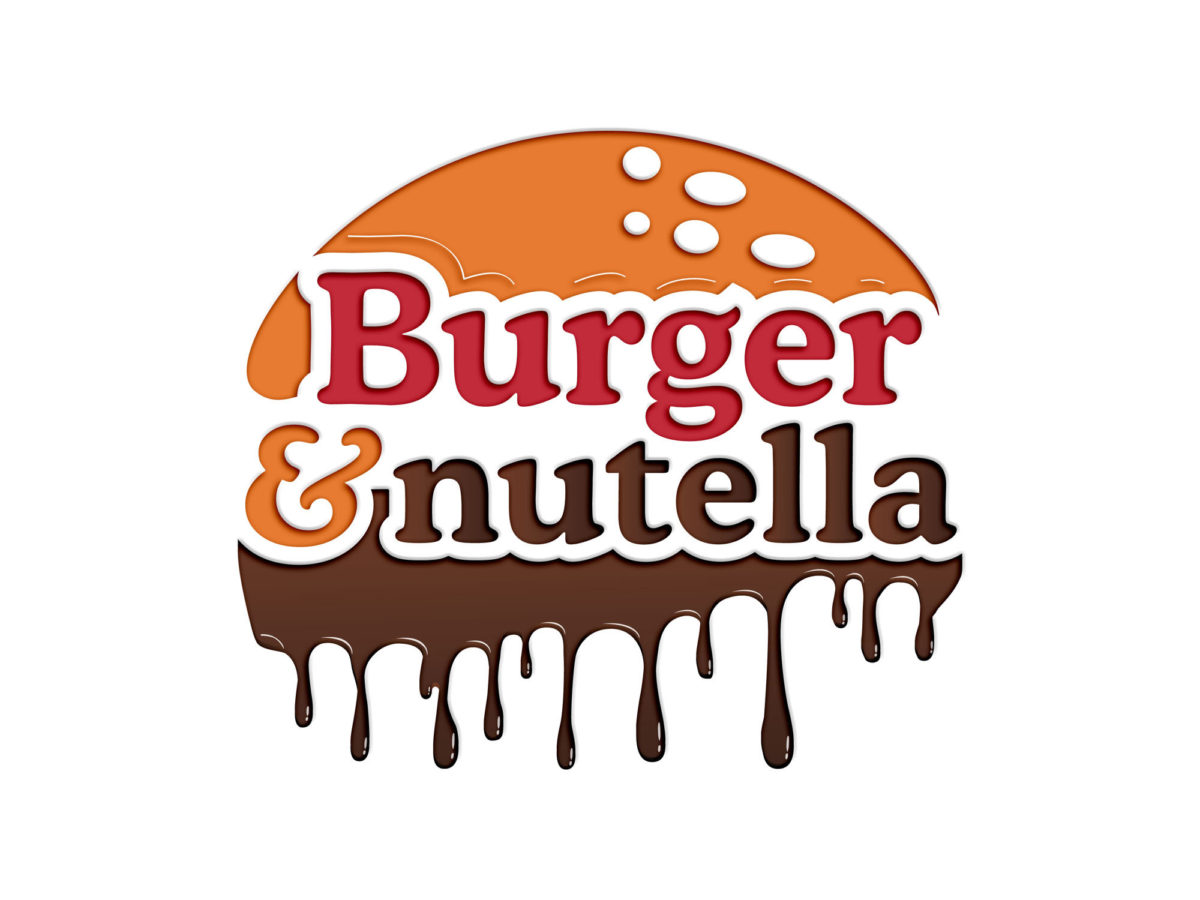 BURGER & NUTELLA